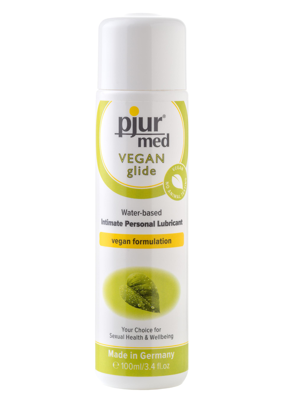 Pjur med -vegán síkosító érzékeny bőrre-100ml.